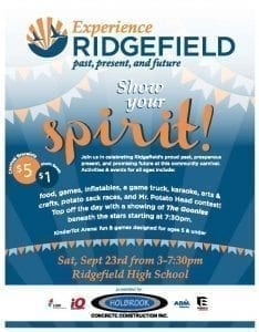 Experience Ridgefield was born from a concept developed by the Superintendent's Student Advisory Council (SSAC) consisting of 12 -- each representing one of the district's four schools who meet monthly with Superintendent Nathan McCann.