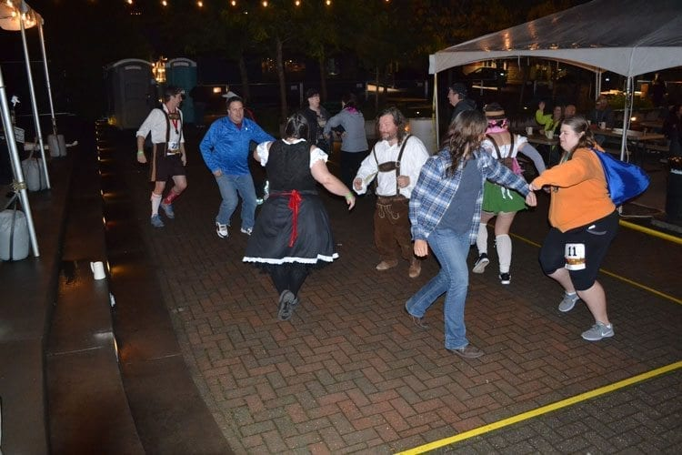Admission to the Washougal Oktoberfest family festival and dance area (kids 12-20 and adults) is just $5 per person. Admission to the beer garden area is $13 and includes a commemorative mug and your first beverage. All event profits go to local nonprofits, including Columbia River Gorge relief efforts. Photo courtesy of city of Washougal