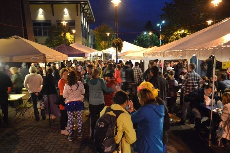 Washougal's Oktoberfest will return for its 5th year. This year's event will be held Fri.-Sat., Sept. 29-30 in Reflection Plaza in downtown Washougal. Photo courtesy of city of Washougal