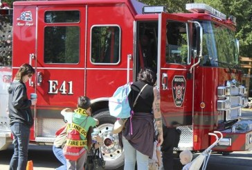 Fire department open house delivers informative fun for all ages