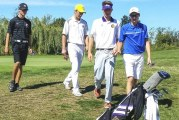 Present and future of golf, at the same time