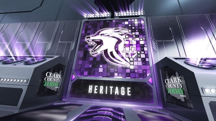 ClarkCountyToday.com reporter Paul Valencia takes a look at the video from Heritage's Week 1 victory and looks ahead to Week 2.