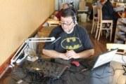 Local radio broadcaster provides unique listening services