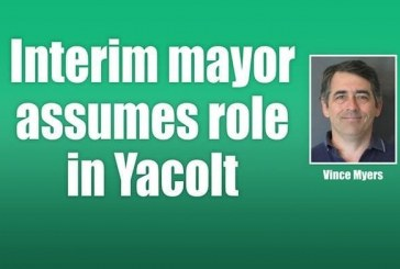 Interim mayor assumes role in Yacolt