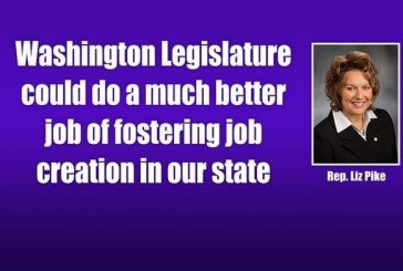 Washington Legislature could do a much better job of fostering job creation in our state