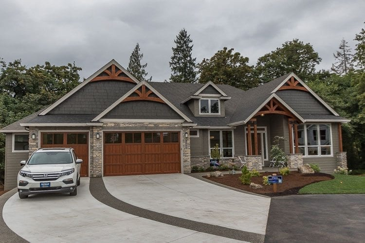 Cascade West Development has been a mainstay participant at the Clark County Parade of Homes over the past five years. One of their entries in the 2017 event was The Genesis. In 2018, The Parklands at Camas Meadows will serve as host of the Parade of Homes. Photo by Mike Schultz
