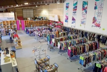 Fall Fashion Show to support Giving Closet