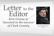 Kris Greene is 'invested in the success' of Clark County