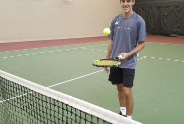 State tennis champion ponders his options