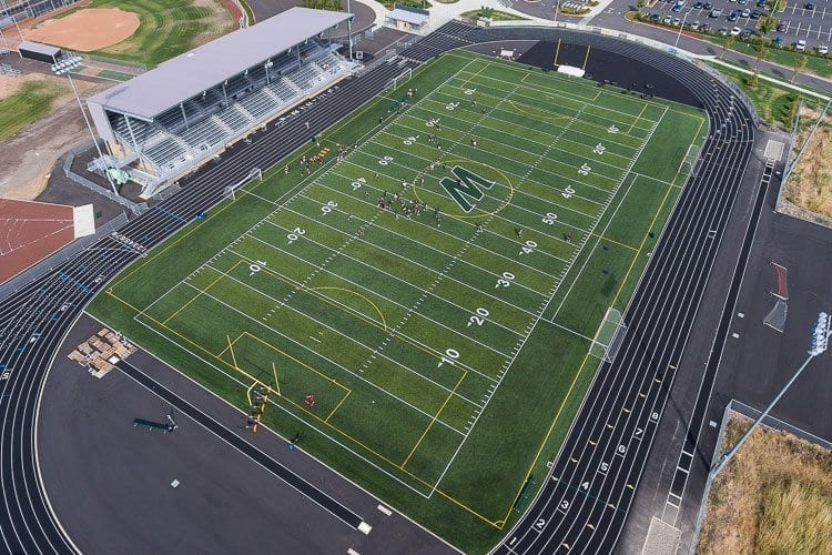 Woodland will have the opportunity to play host to Columbia River at the Beavers' stadium at Woodland High School Friday. Photo by Mike Schultz