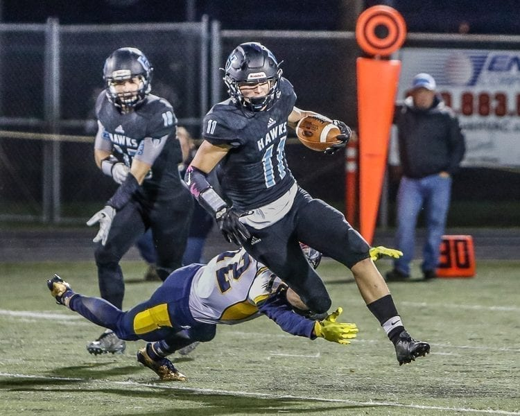 Hockinson football prepares for its first trip to the state semifinals.
