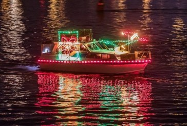 Local boat owners cruise into Christmas