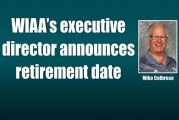 WIAA's executive director announces retirement date