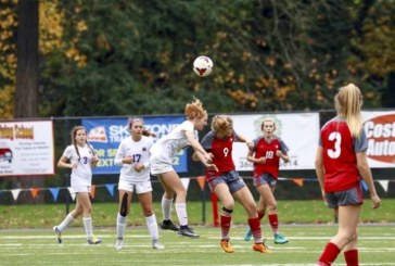 Columbia River just misses another soccer title; Camas places third