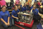 Ridgefield High School's robotics team gears up for new season