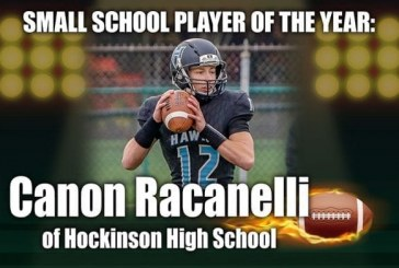 Small School Player of the Year: Canon Racanelli