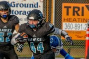 Hockinson football standout makes big plans