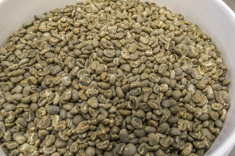 Kafiex Roasters sources is coffee beans from all over the world, from certified fair trade and organic coffee farmers. Photo by Mike Schultz