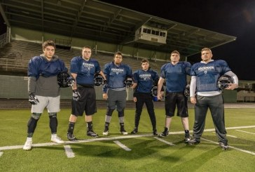 Hockinson's big guys get it done