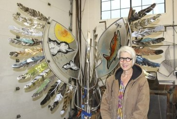 Ridgefield community members to be honored with sculpture