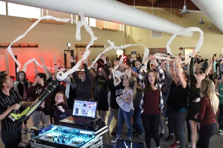 """Rocksolid Community Teen Center staff and volunteers invite all teens in grades 5-12 to attend """"Teen Takeover"""", an event to be held Thu., Nov. 9 at Rocksolid from 7-10 p.m. Photo courtesy of B & T Photos"""
