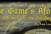 Battle Ground High School Drama Club to perform holiday Sherlock Holmes mystery