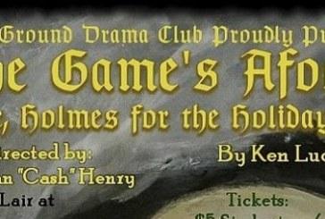 Battle Ground High School Drama Club to perform holiday Sherlock Holmes mystery