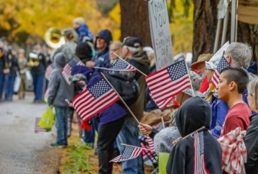 Area cities, residents honor veterans
