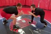 Intensity fuels Malychewski brothers on wrestling mat