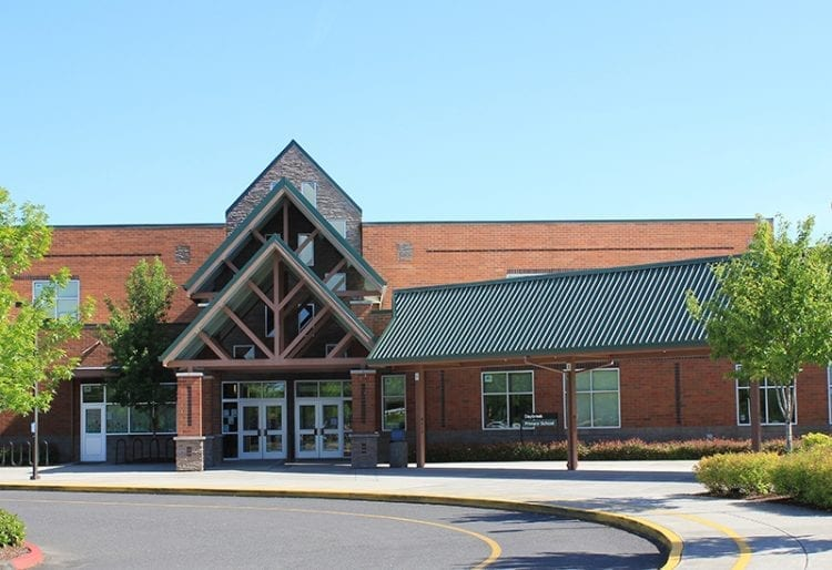 Designs for Battle Ground's new schools will be based on the district's prototypical school design. Photo courtesy of Battle Ground Public Schools