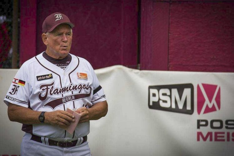 Don Freeman, who has contributed to the advancement of baseball at state, national, and international levels, will be honored in January by the American Baseball Coaches Association. Photo courtesy of Don Freeman