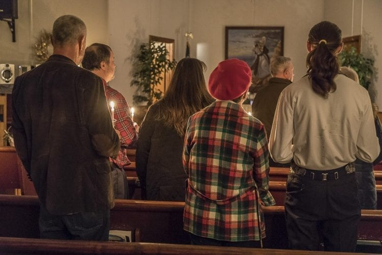 For those looking to experience a traditional Christmas church service, multiple churches throughout Clark County are hosting candlelight services on Christmas Eve this Sun., Dec. 24. Photo by Mike Schultz