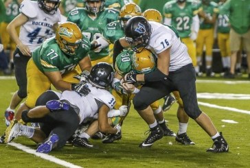 Hockinson gets defensive in title game