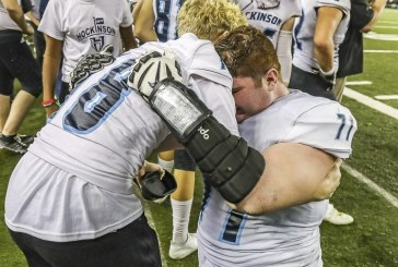 Hockinson Notebook: Richardson's 'miracle' made for one key play