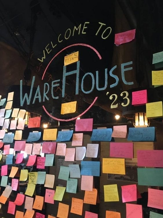 Vancouver restaurant Warehouse '23 will continue a 50-year tradition by serving a free Christmas Day meal to those in need. Photo courtesy of Warehouse '23 Facebook page