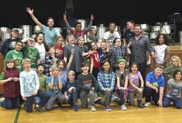 Hough Youth Escola de Samba teaches kids the language of music