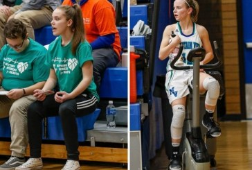 Mountain View duo team up in living with juvenile rheumatoid arthritis