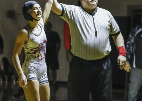 Eliana Duff of Fort Vancouver defeated Sophie Girolami of Union