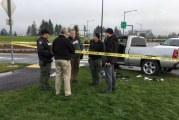 Major Crimes Unit detectives investigating shooting incident