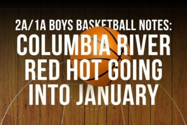 2A/1A Boys Basketball notes: Columbia River red hot going into January