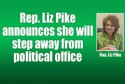 Rep. Liz Pike announces she will step away from political office