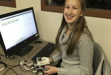 Tukes Valley students learn advanced computer skills through Robotics