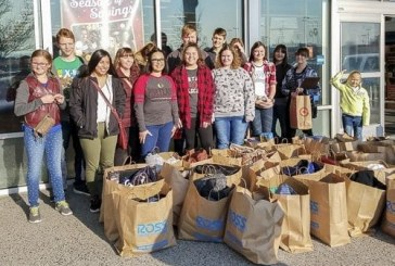 Woodland High School students give back to their community