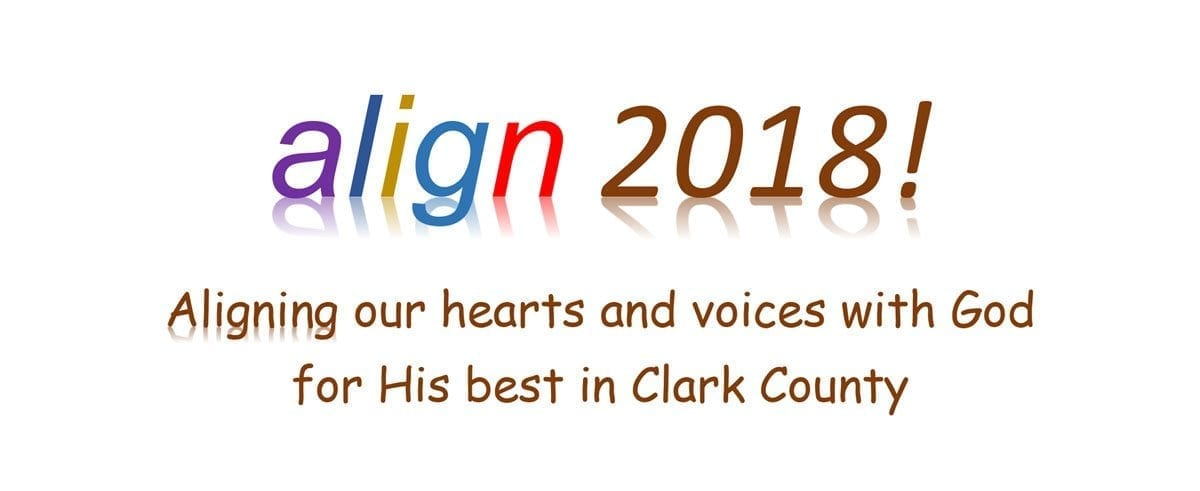 Faithful called to pray for Clark County