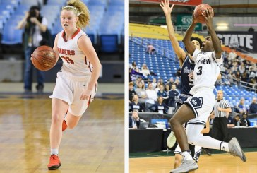 State tournament: Skyview boys get dramatic win; Camas girls advance