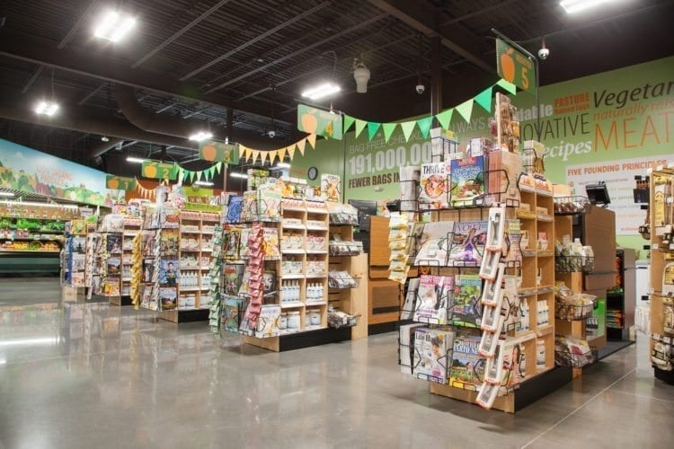 For nearly 63 years, Natural Grocers has worked to provide nutritional support through quality products for people around the country. The company was founded in 1955 and today, there are 144 stores in 19 states, including two stores in Clark County alone. Photo courtesy of Natural Grocers