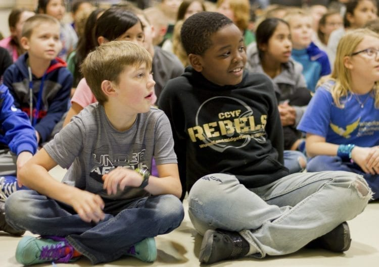 Woodland Public Schools has introduced a three-level policy to reduce chronic absenteeism throughout the district's schools. Photo courtesy of Woodland Public Schools
