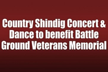 Country Shindig Concert & Dance to benefit Battle Ground Veterans Memorial