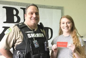 Hockinson High School student receives Kindness Citation