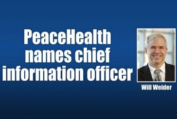 PeaceHealth names chief information officer